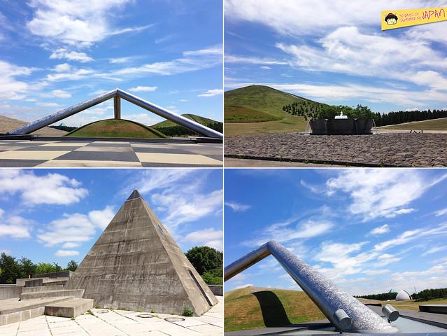Hokkaido - Moerenuma Park by Isamu Noguchi 2