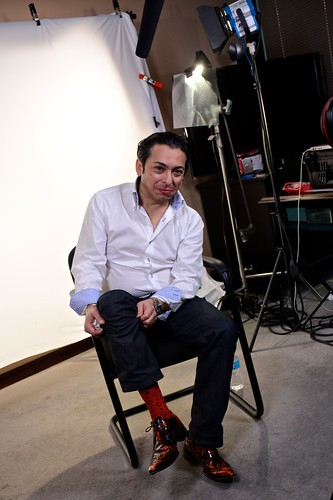 Brian Solis and His Very Red Socks by Geoff Livingston