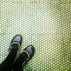 I miss these floors. by Jess and Colin