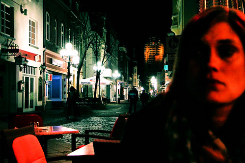 One night in ... Kevelaer