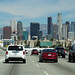 Entering: Downtown Los Angeles