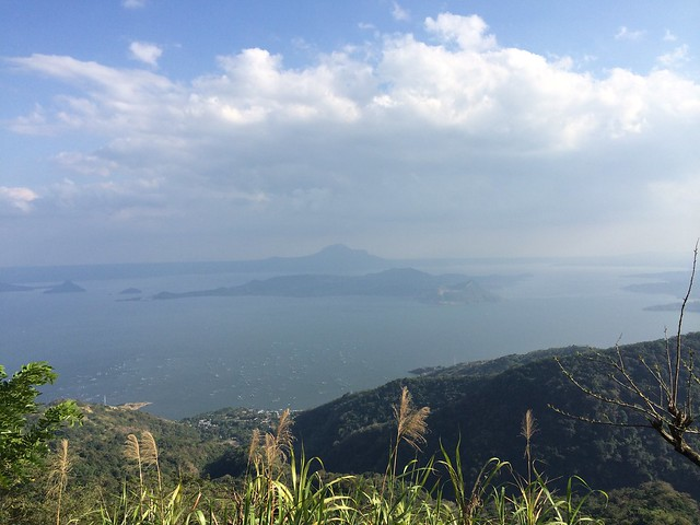 Taal Lake and Volcano