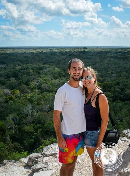 4 Must-See Mayan Ruins in the Yucatan Peninsula  - A Cruising Couple on Coba Temple