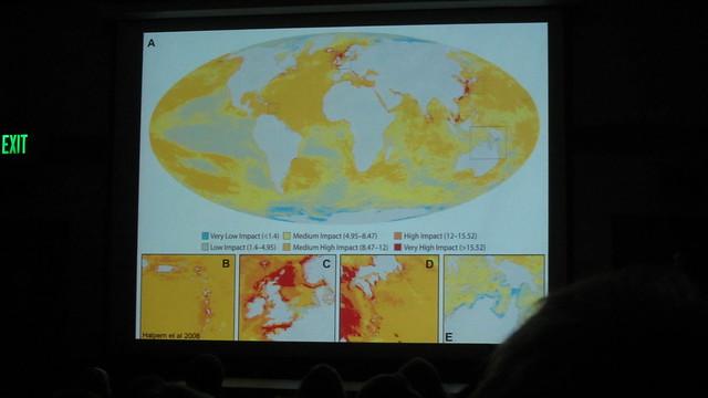 IMG_8581 Halpern human impact global ocean ecosystems