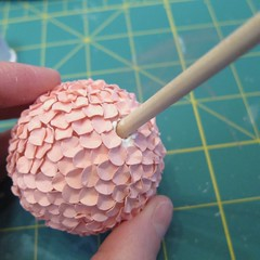 Project: Paper Cherry Trees
