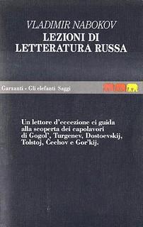 Vladimir Nabokov Lezioni di letteratura russa