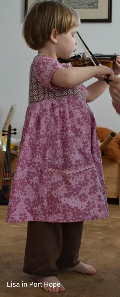 Sally Dress by Lisa in Port Hope
