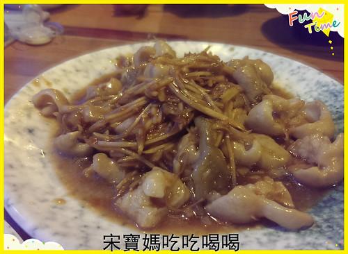 桐花村客家菜