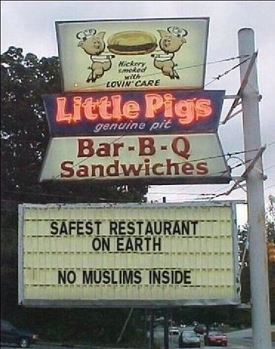 safest restaraunt on earth