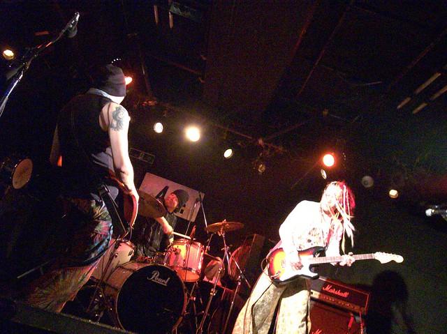 SPUTNIK KOMBINAT live at Adm, Tokyo, 18 Apr 2014. 057