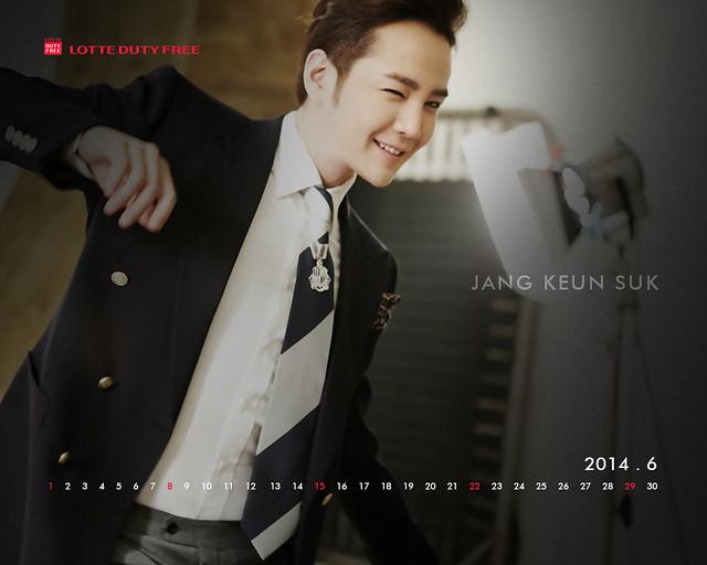 Pics Jang Keun Suk Lotte Duty Free Wallpaper June 2014 Cri J
