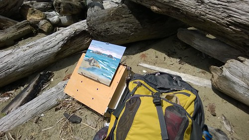 Pacific Rim Plein Air Painting