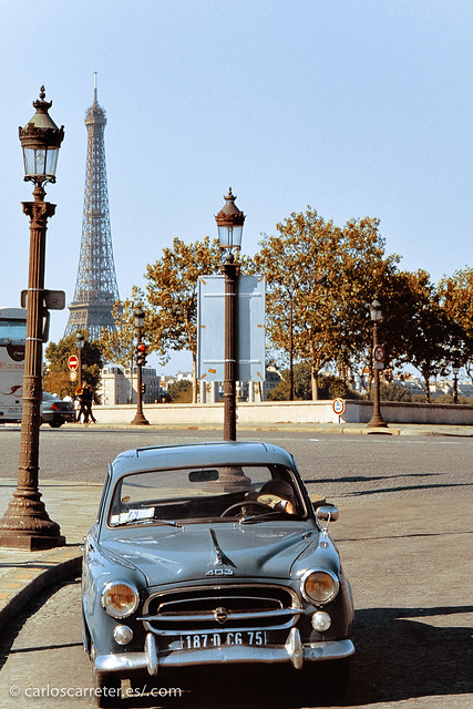 Concorde y Tour Eiffel