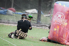 individual sports(0.0), contact sport(0.0), shooting sport(0.0), combat sport(0.0), shooting(1.0), sports(1.0), recreation(1.0), outdoor recreation(1.0), team sport(1.0), games(1.0), paintball(1.0),
