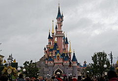 2012.12 ILE de FRANCE - Disneyland Paris