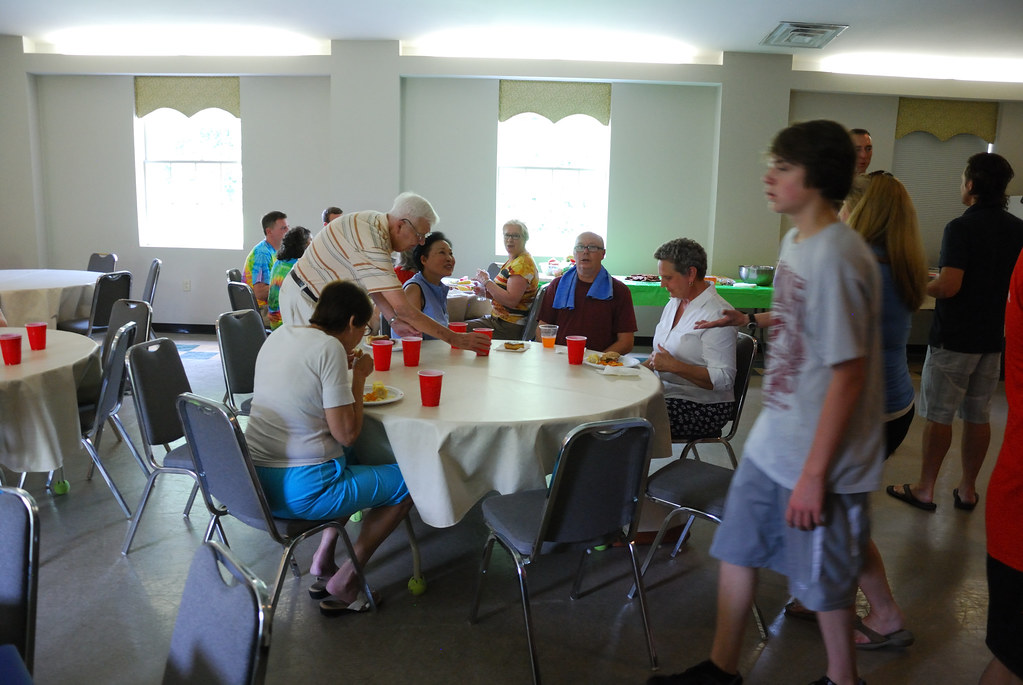 Glendale Community Cookout | July 2015