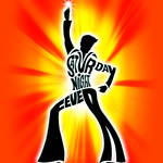 Saturday Night Fever Logo -