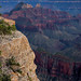 North Rim Grand Canyon. Arizona