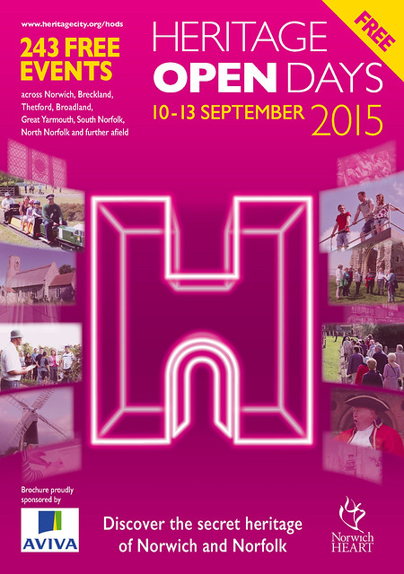 Heritage Open Days 2015