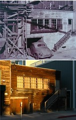 Monterey, California - Then & Now