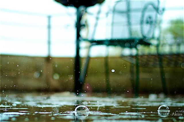 Bolle di Pioggia