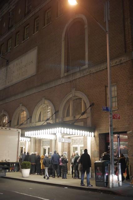 土, 2017-03-04 19:50 - Rickie Lee Jones & Madeleine Peyroux at the Town Hall