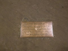 Photo of Bronze plaque number 42548