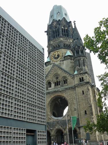 Torre derruída de Berlín