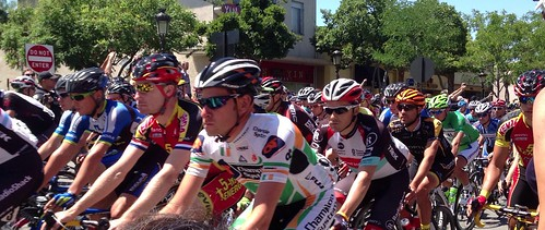 Amgen Tour of California, Stage 7 start in Livermore
