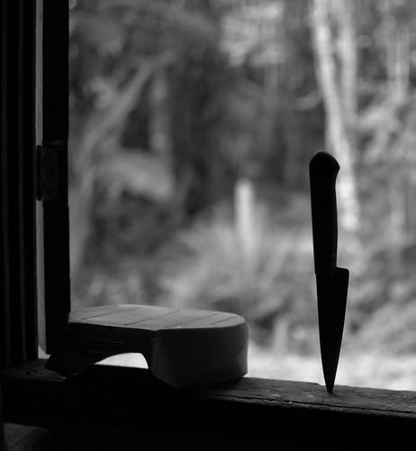 Tô te esperando na janela ...