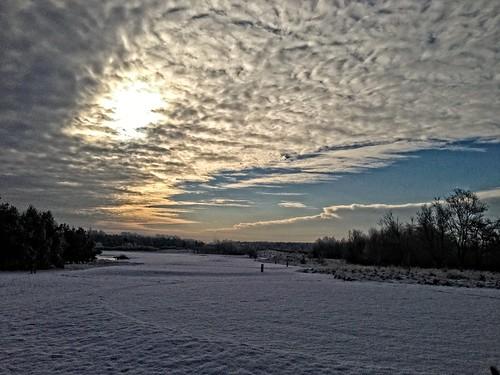 winter snow durham snowscape wynyard wynyardgolfclub