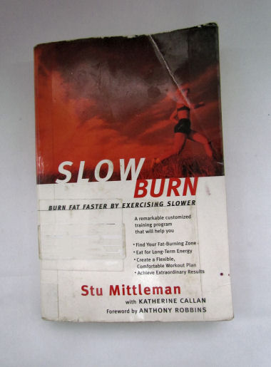 Slow Burn by Stu Mittleman