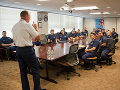 MCPOCG holds All Hands at AIRSTA Washington - 5