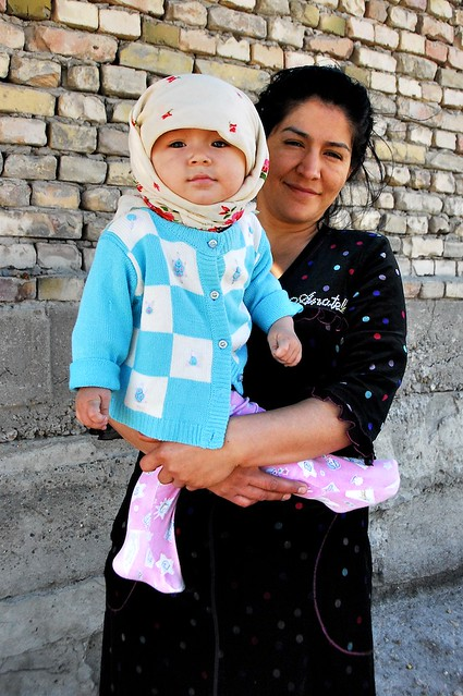 烏茲別克居民