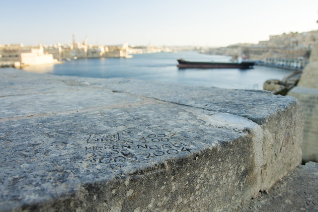 Gran Harbour - Valletta - Malta