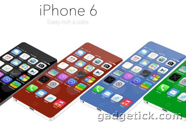 iPhone 6 получит выскокачественные материалы и комплектующие