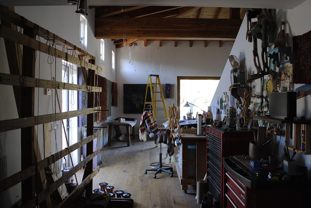 Susan Venable's Studio