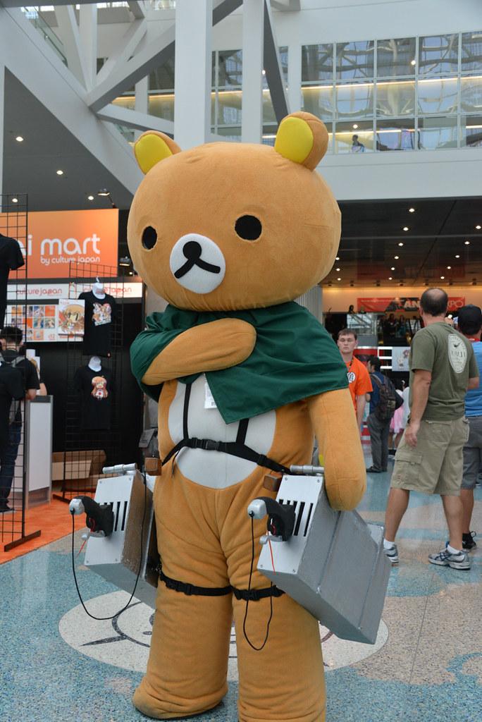 cosplay Anime Expo AX 美国 洛杉矶 动漫展