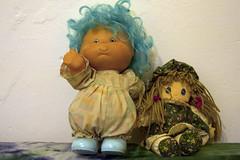 Daily image #38 - 2 dolls