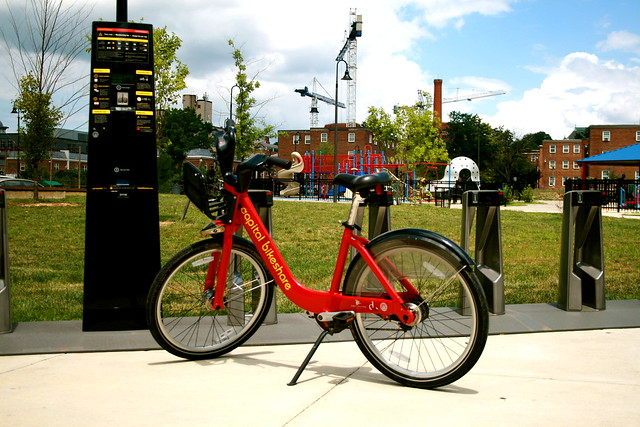 LeDroit Capital Bikeshare
