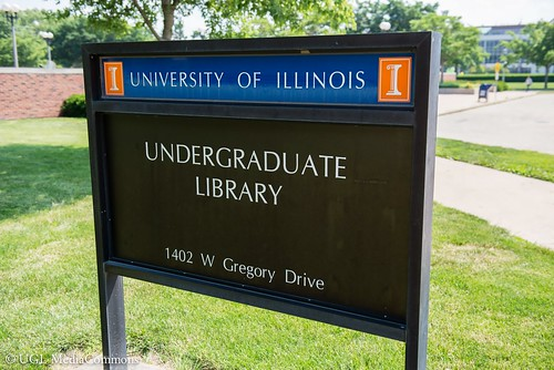 UGL Sign welcomes you.