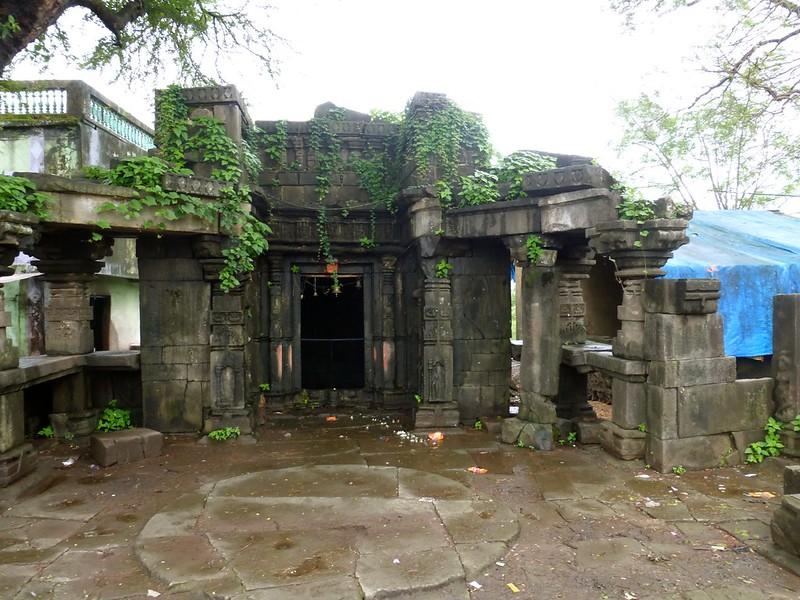 Lonad Shiva Temple - Shilahara origin