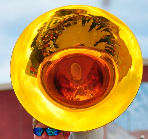 213: Reflections of a Tuba Player
