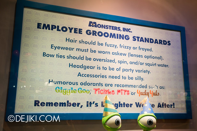Monsters, Inc Company Store