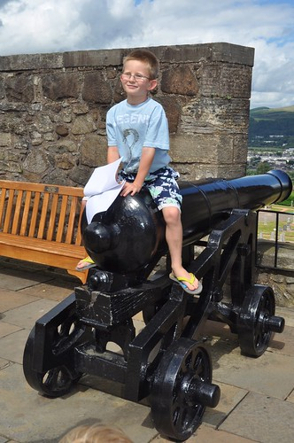 Stirling Castle trip by PhylB