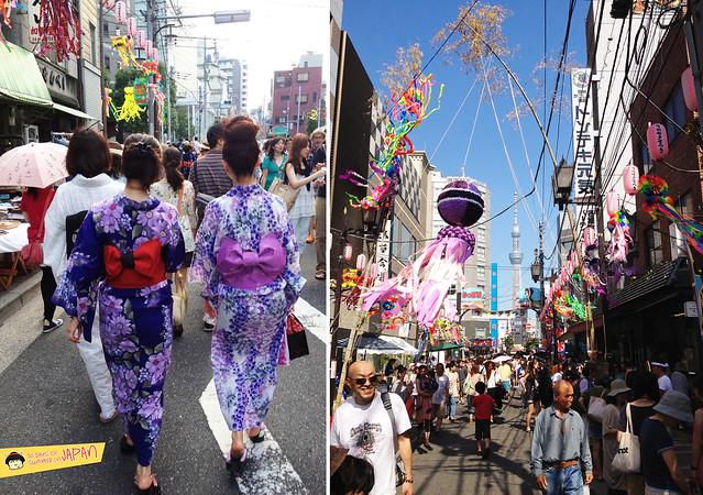 Shitamachi Tanabata Matsuri (2013) - summer street festival 6