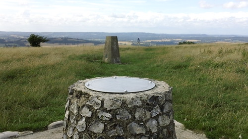 BEACON HILL, South Downs Way