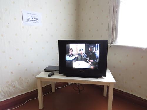 "Viktor Dashuk: dokfilm ""Autoportree käeraudadega"""