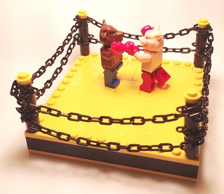 Pigs vs. Cows - Boxing