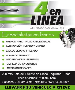 4 EN LINEA HD